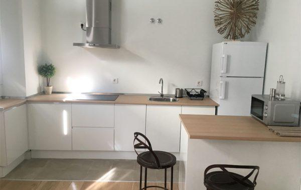 Excelente apartamento calle Jáuregui