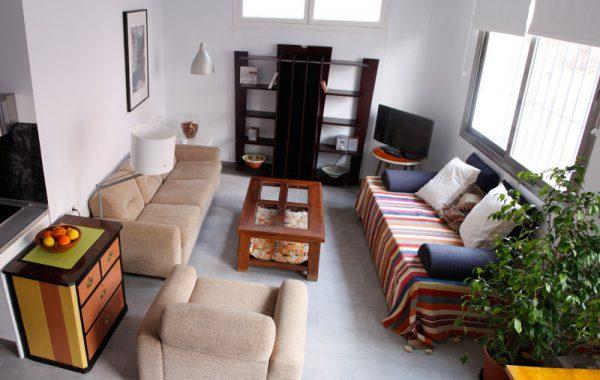 Coqueto apartamento calle San Bernardo