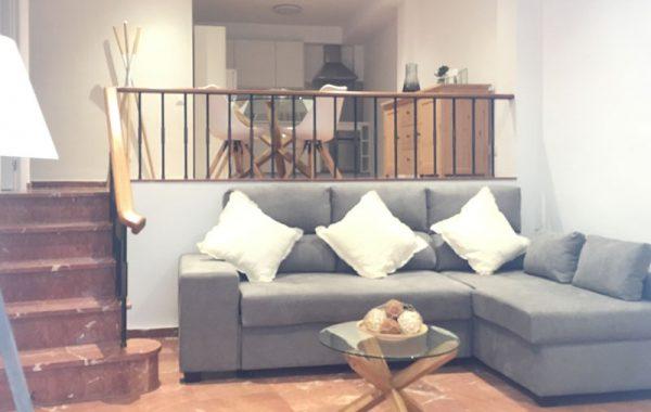Apartamento calle San Eloy