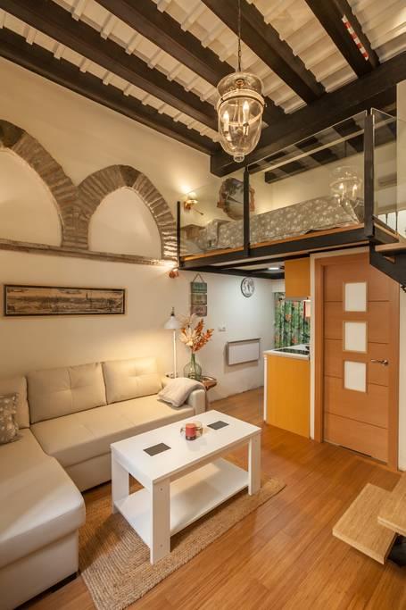 Apartamento en el Arenal de Sevilla