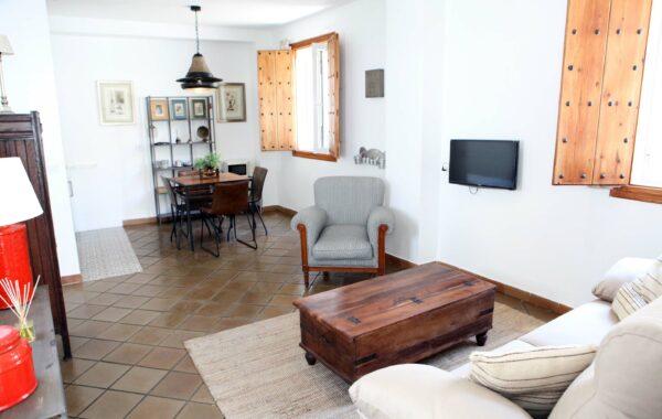 Apartamento Híspalis Lepanto 3 – Segunda planta 1 dormitorio 1 baño